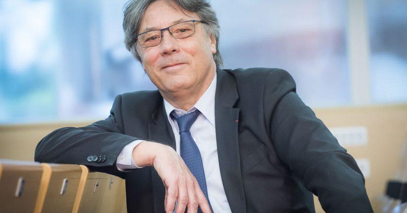 Jean-Michel Nicolle Président de la commission Afrique Campus France